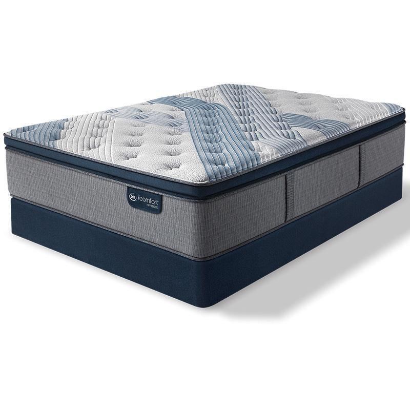 Serta iComfort Hybrid - Blue Fusion 1000 Plush Pillow Top Image