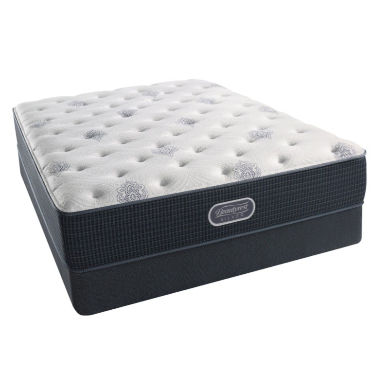 Simmons BeautyRest Silver - Great Lakes Cove Luxury Firm Image