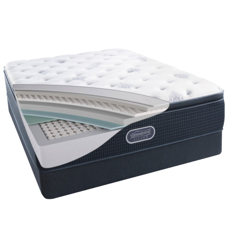 Simmons BeautyRest Silver - Great Lakes Cove Luxury Firm Pillowtop Image