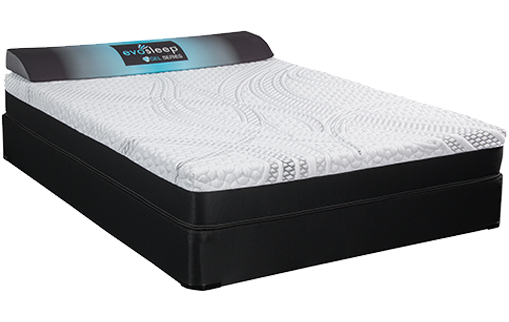 Evo Sleep Cool Gel Smooth Top Memory Foam Purity 12 Image
