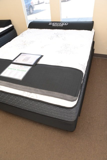 Sherwood Vista Plush Mattress Image